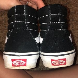 Vans Shoes - High top Vans